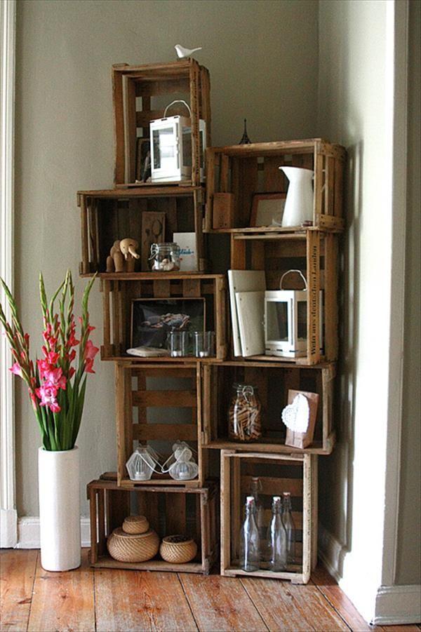 15-ideias-para-reutilizar-caixotes-de-madeira-na-decoracao-estante