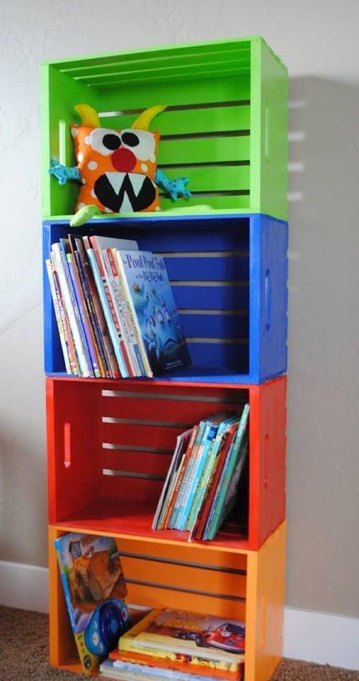 15-ideias-para-reutilizar-caixotes-de-madeira-na-decoracao-prateleiras-infantis